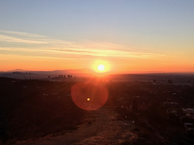NY sunrise 2021