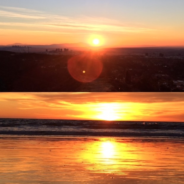 sunrise sunset 2021